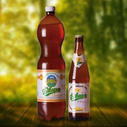 Разливное пиво «Бавария светлое»